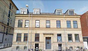 Lejligheds ombygning på Frederiksberg