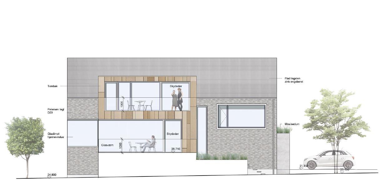 Nyt hus i Skanderborg